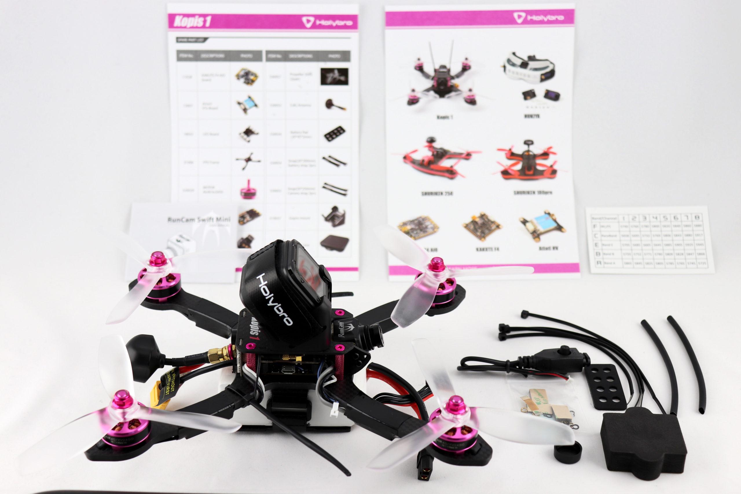 Holybro Kopis 1 RTF Racing Quadcopter