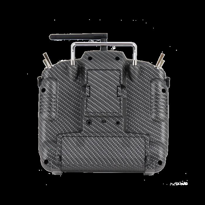 FrSky Taranis X9D Plus SE Carbon Fiber Back