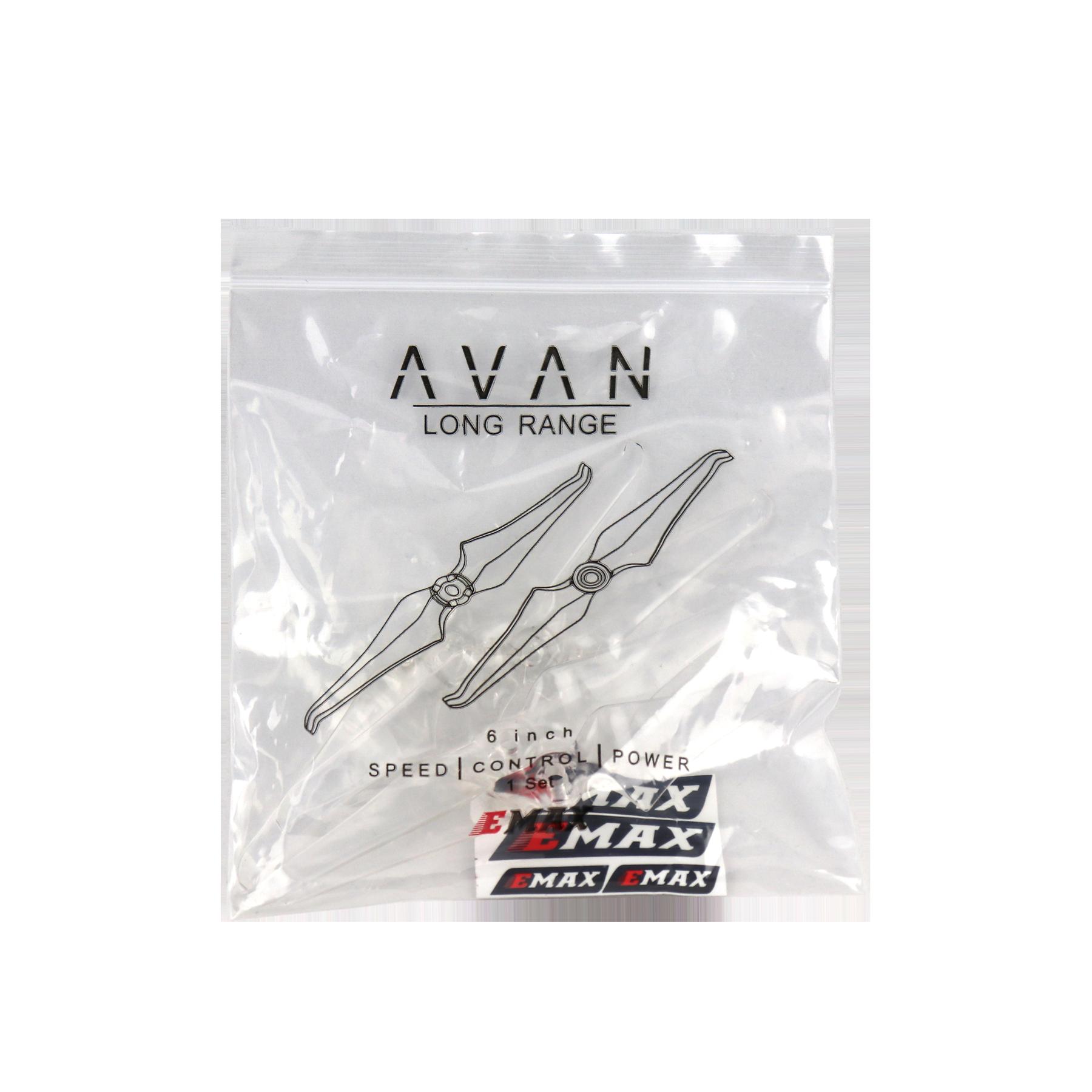 EMAX AVAN FLOW 6 inch
