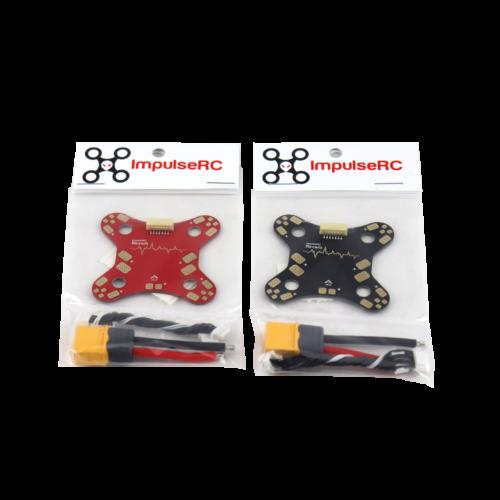 ImpulseRC Reverb Red/Black 3oz Copper PDB
