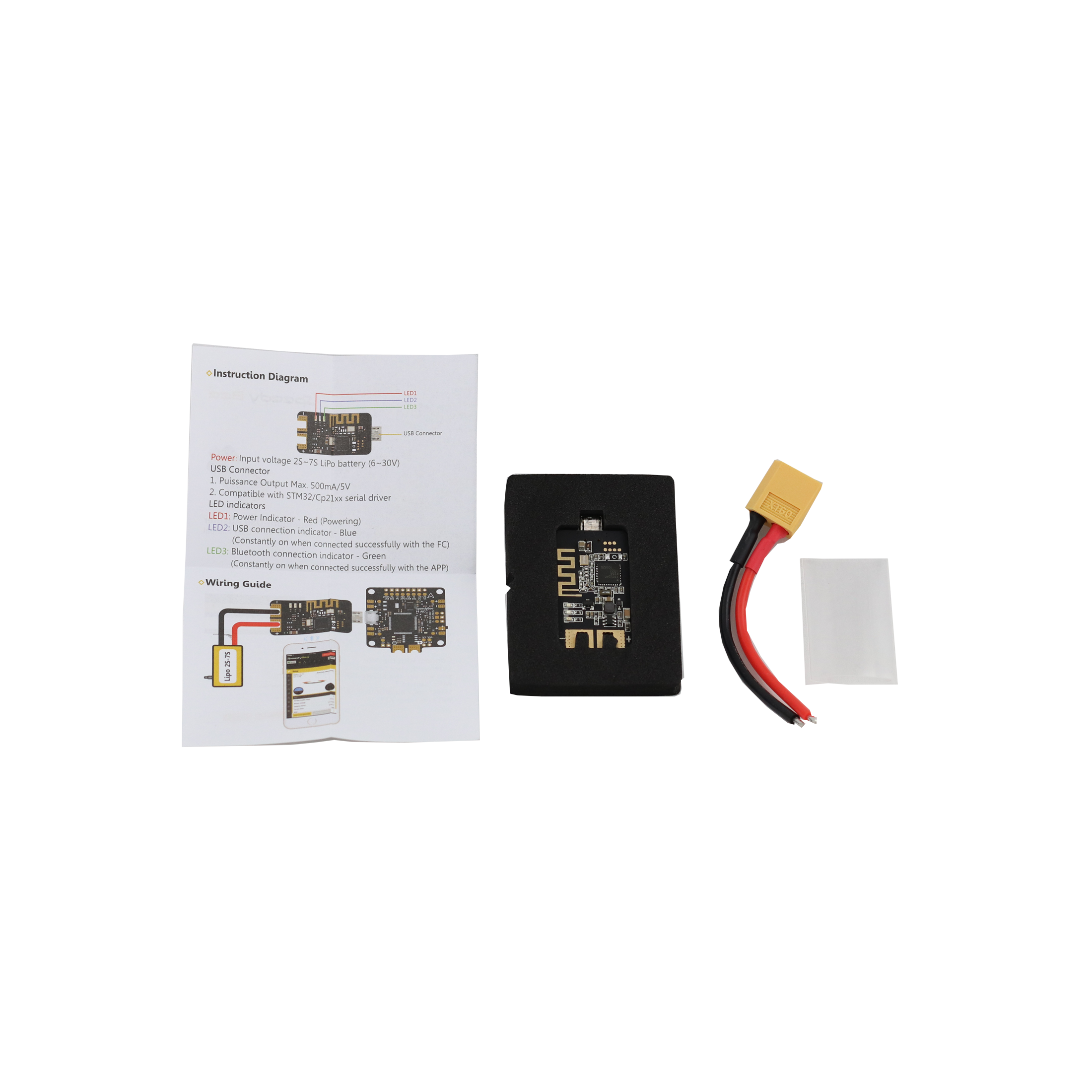 Speedybee Bluetooth Usb Adapter Boulder Multirotor Dongle Wiring Diagram