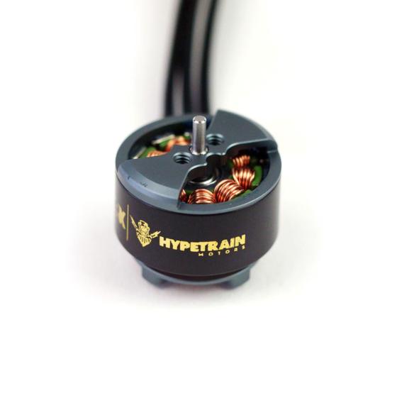 Rotorriot HypeTrain Brat 1407 4140kv
