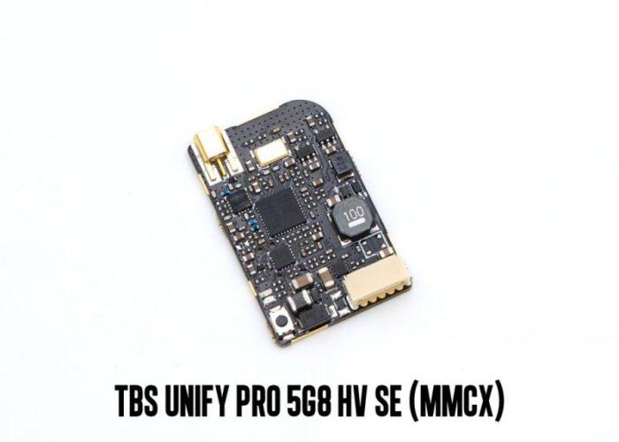 TBS Unify Pro HV MMCX SE