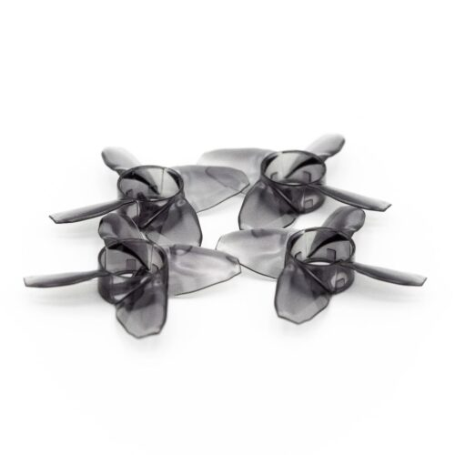 EMAX Quad Blade Turtle Mode Propellers Black