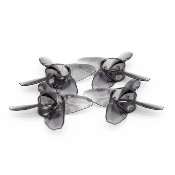 EMAX Quad Blade Turtle Mode Propellers Black