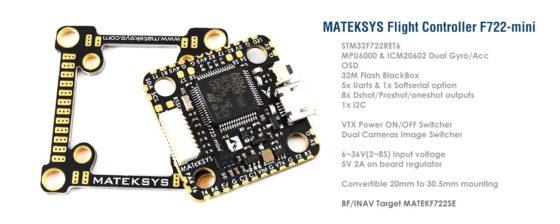 Matek F722-Mini