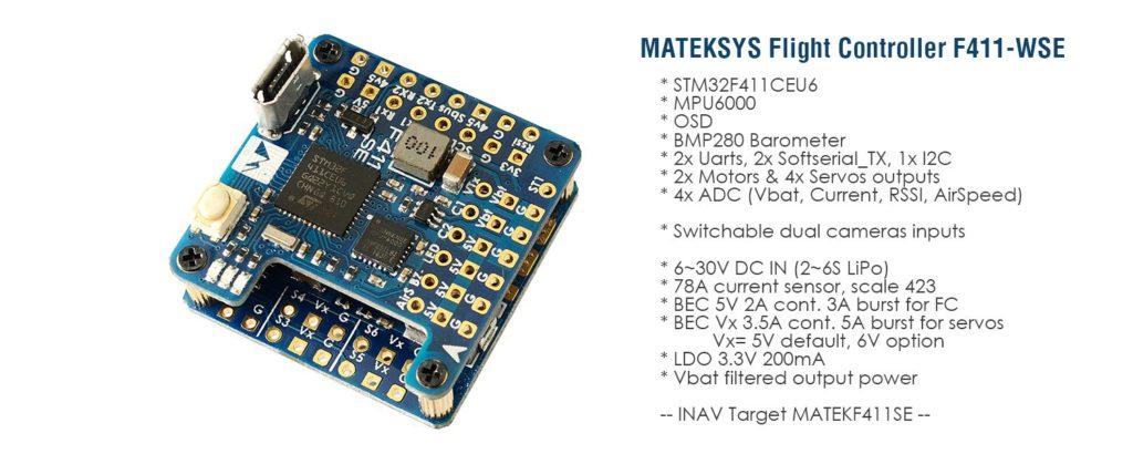 MATEK F411-WSE