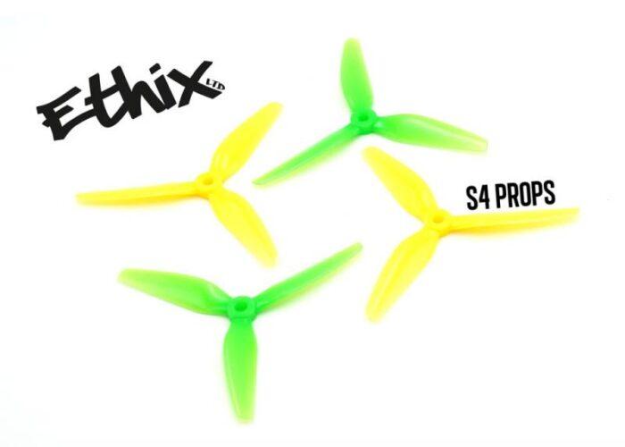 Ethix S4 Lemon Lime Props HQ