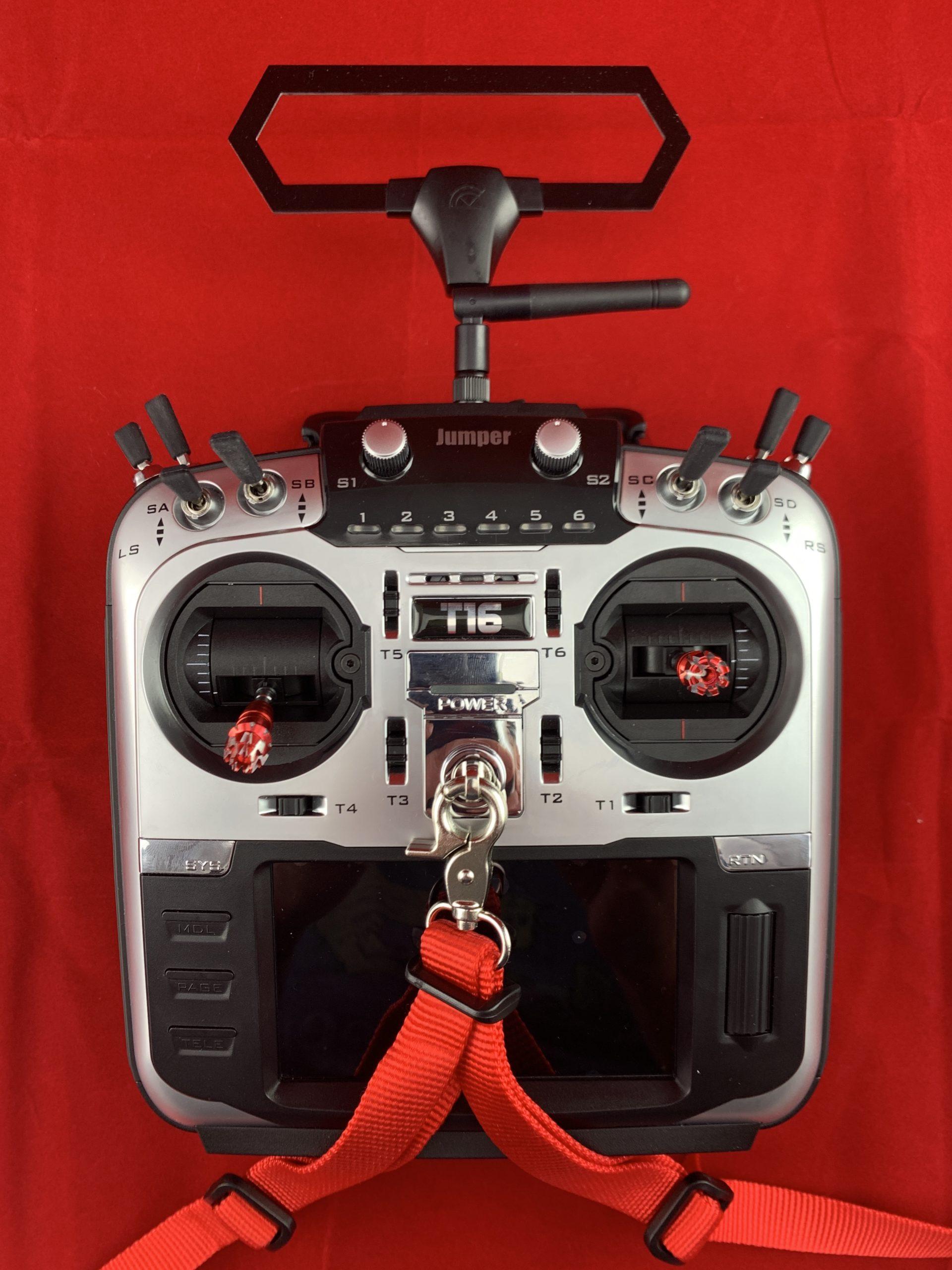 Jumper T16 Pro Multi-Protocol Radio w/Hall Sensor Gimbals