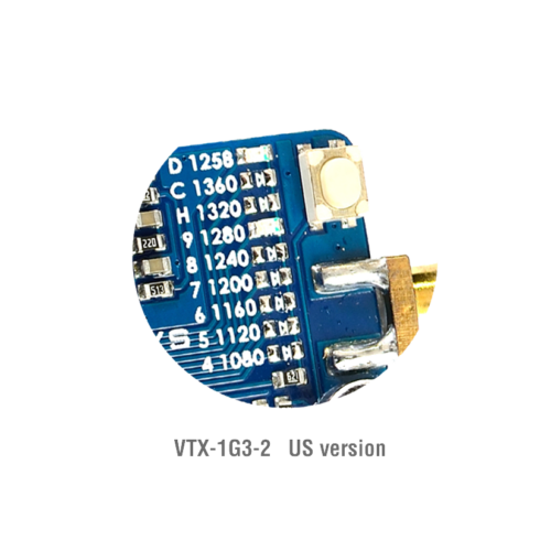 Matek VTX 1.2/1.3GHz 2 Channel US Version