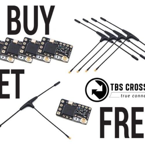 TBS Crossfire Nano B1G1F