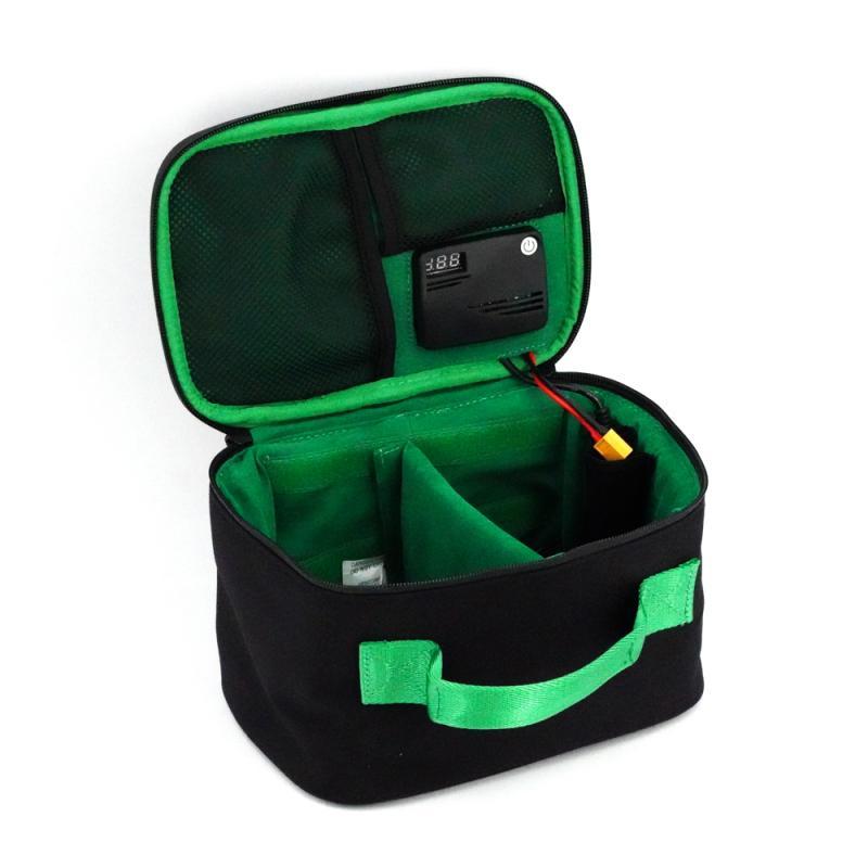 ETHIX HEATED DELUXE LIPO BAG V2