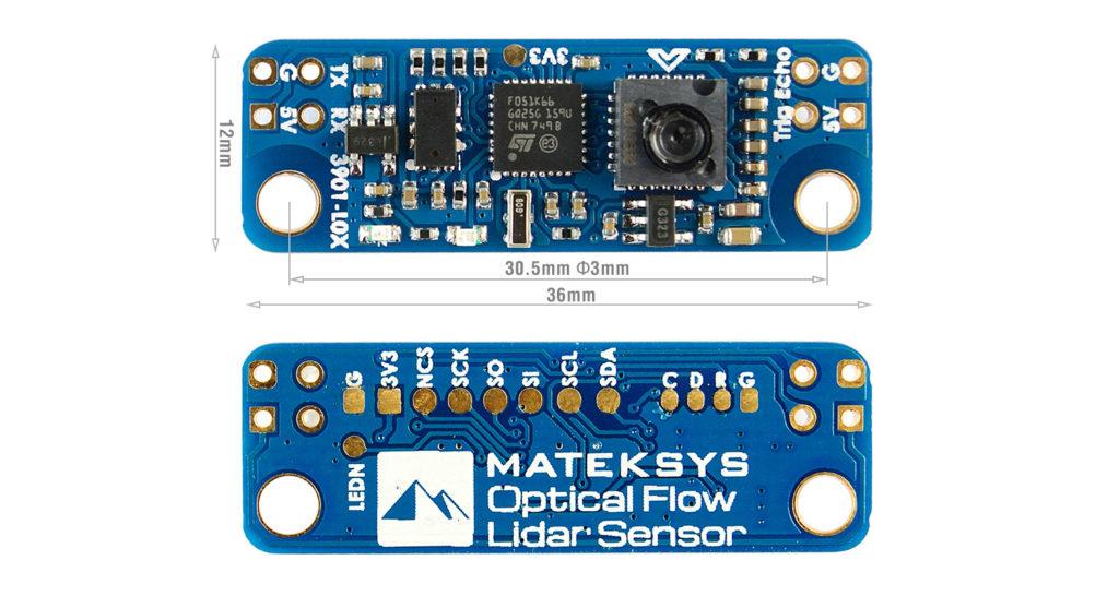 Matek OPTICAL FLOW & LIDAR SENSOR 3901-L0X