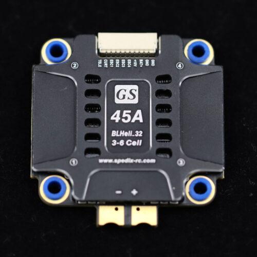 Spedix GS45 32bit BLHeli32 45A 55A burst 4-in-1 ESC