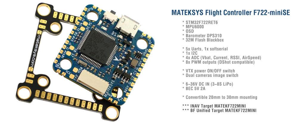 Matek F722-MINI(SE)