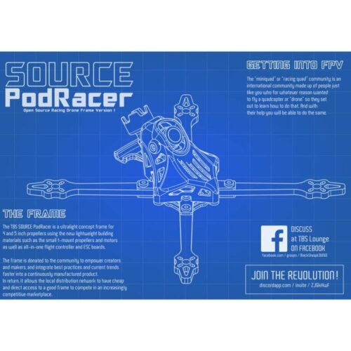 """TBS Source Podracer 5"""""""