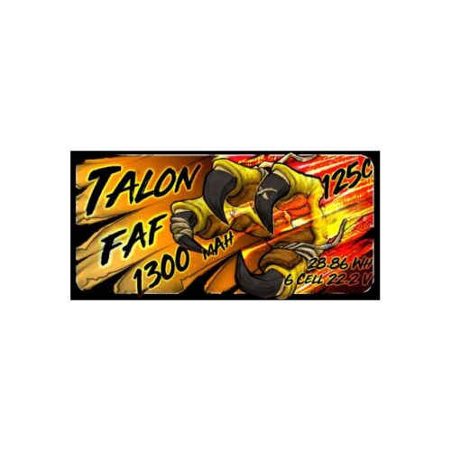 Talon FAF Series 1300mAh 6S