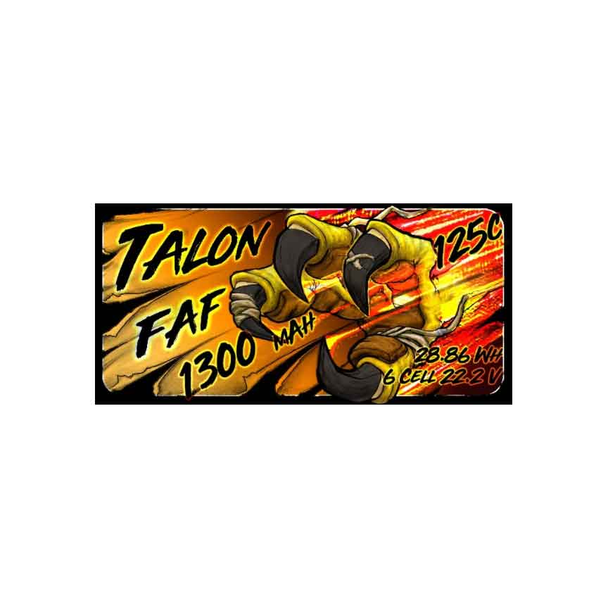Talon FAF Series 1300mAh 6S